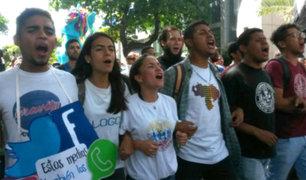 Venezuela: oposición pide cese de censura a medios de comunicación