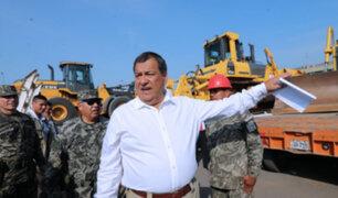 Congreso: Ministro Nieto se presentará este lunes ante comisión de Defensa