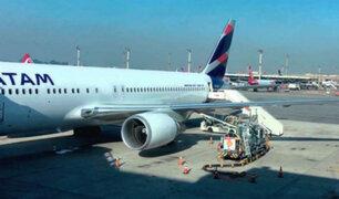 Chile: once aviones con falso aviso de bomba