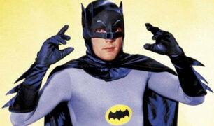 El eterno Batman: Actor Adam West falleció a los 88 años víctima de la leucemia