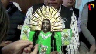 Peregrinos celebran al Señor de la Ascensión de Cachuy en Yauyos