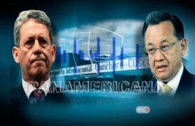 Escuche aquí el audio completo entre el contralor, Edgar Alarcón y el ministro de Economía, Alfredo Thorne