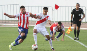 Manzaneda, Succar y Gómez debutaron ante amistoso con Paraguay