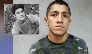 """Dictan 9 meses de prisión preventiva para presunto asesino de joven estudiante del """"Recoleta"""""""