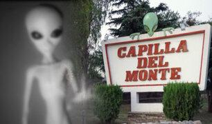 Capilla del Monte: el pueblo de Argentina obsesionado con los extraterrestres