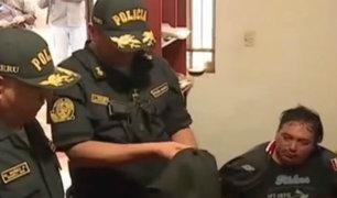 Cañete: Dirincri investigará a banda criminal vinculada al tráfico de terrenos