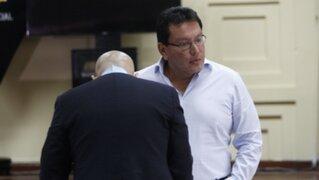Callao: levantan suspensión de Félix Moreno como gobernador regional