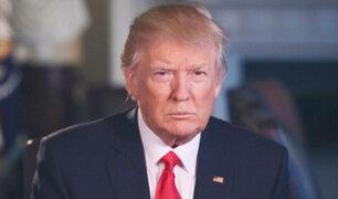 EEUU: Donald Trump acusa a CNN de difundir noticias falsas