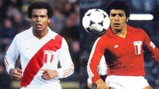 Selección peruana: Cubillas y Chumpitaz se reencuentran
