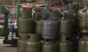 Envasadora asegura que distribuidores son quienes duplican precio del gas