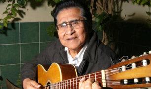 Falleció cantautor  Luis Abanto Morales (1924-2017)