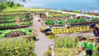 San Isidro: depósito municipal será convertido en importante parque ecológico