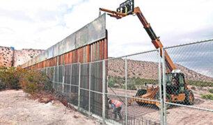 EEUU: en los primeros meses del 2018 se iniciaría construcción del muro fronterizo con México