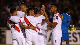 Perú vs. Jamaica: el color y la fiesta en el triunfo de la blanquirroja