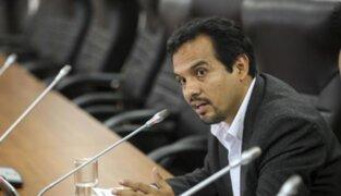 Humberto Morales: si PPK incumplió normas de conducta debe cumplir prisión preventiva