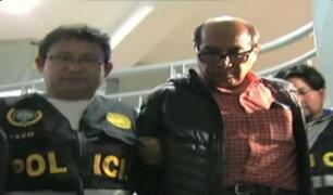 Surco: policía captura a dos implicados en tráfico de armas de guerra