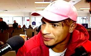 Paolo Guerrero causó alboroto en aeropuerto Jorge Chávez