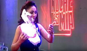 Deysi Araujo y Xoana Gonzalez se agarran a tortazos limpios en vivo