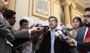 Fuerza Popular pide que ministro Thorne acuda inmediatamente al congreso
