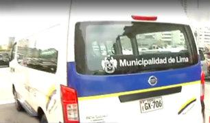 """Autoridades continúan incumpliendo campaña """"Aquí no te estaciones"""""""