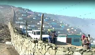 Vecinos de VMT aseguran que muro con La Molina no les impide el libre tránsito