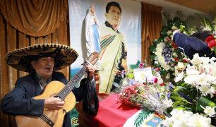 Artistas despidieron con música a Luis Abanto Morales