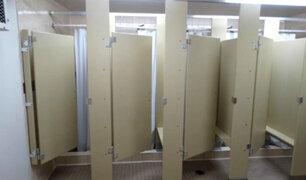 Proponen que uso de baños en lugares públicos sean gratuitos