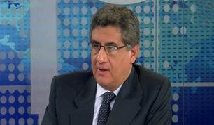 Juan Sheput aseguró que el ministro Thorne sabrá explicar el audio con el contralor