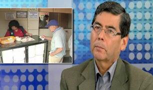 """Jaime Delgado sobre cobro por uso de baños: """"La ciudad debería instalar baños públicos"""""""