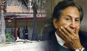 Caso Ecoteva: por segunda vez incautan casa de Alejandro Toledo en Punta Sal