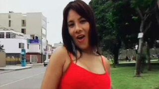 ¿Es fácil seducir a un peruano? Esta bella joven tiene la respuesta