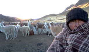 Arequipa: temperatura descenderá hasta los -20 grados en zonas altas