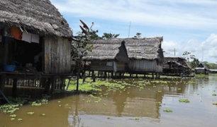 Minsa declara emergencia sanitaria en tres distritos de Loreto