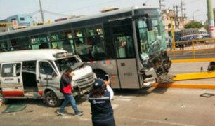 MML: inhabilitan de forma permanente a choferes por causar accidentes de tránsito