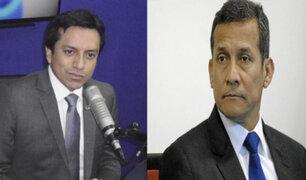 Gilbert Violeta: Humala no tiene respaldo moral para criticar gobierno de PPK