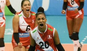 Selección Peruana de Vóley: Perú venció 3-0 a Cuba  en segunda fecha de Copa Panamericana
