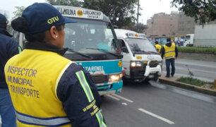 Caquetá: conductor de combi atropella a fiscalizadora e intenta fugar