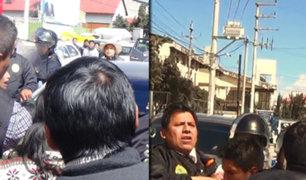 Pasco: casi linchan a cabecilla de banda que asesinó a empresario