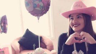 Katty García responde a sus críticos tras anunciar embarazo