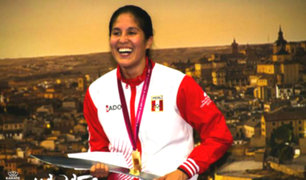 Peruana Alexandra Grande ganó medalla de oro en la Premier League de Karate