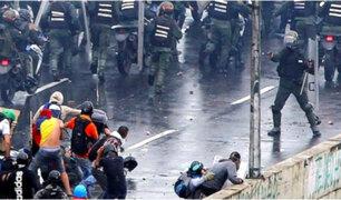Venezuela: menor es asesinado de un disparo durante protesta contra Maduro
