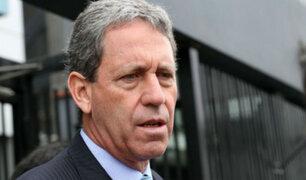 Alfredo Thorne: pedido de cuestión de confianza generó diversas reacciones en el Congreso