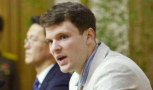 Fallece joven estadounidense liberado por Corea del Norte