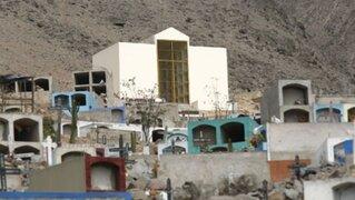 Congreso aprobó ley que permitirá demoler mausoleo terrorista en Comas