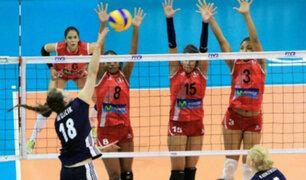 Perú cayó 3-2 ante Canadá en la cuarta fecha de la Copa Panamericana
