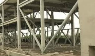 Pantanos de Villa: obra paralizada no tenía permiso ni estudio de impacto ambiental