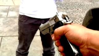 Robos en fin de año: asaltos en Lima se incrementan en 60% por estas fechas