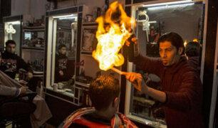 A fuego y espada: la nueva tendencia en cortes de cabello