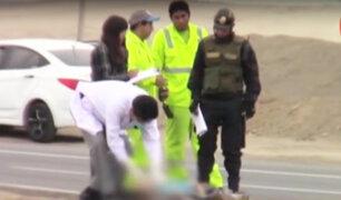 Racha de accidentes fatales en las pistas de Lima