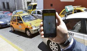 """Delincuentes usan aplicación """"Uber"""" para asaltar a taxistas"""